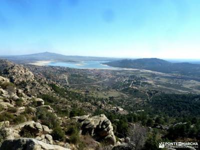 La Camorza-La Pedriza; rutas alto tajo valle de aran senderismo agencias de viajes de aventura